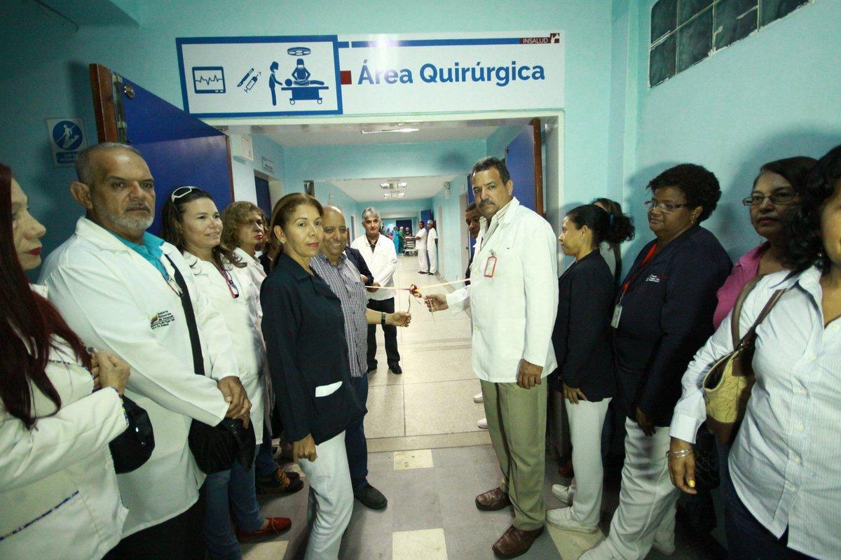 RT @CaraboboGB: #18Sep #FelizLunes Gobernación inauguró cuatro nuevos quirófanos en la Chet https://t.co/XsbxMSrQEI https://t.co/nUpC9XtchQ