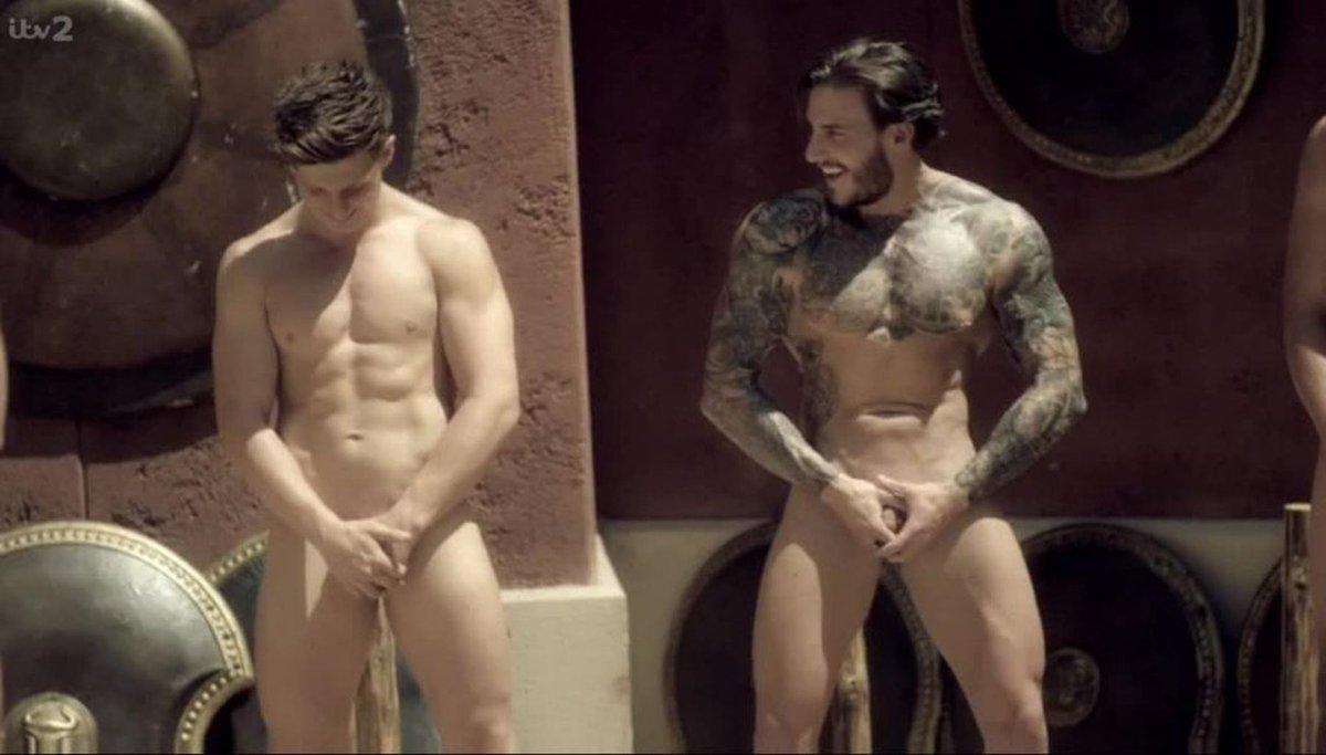 Nude bromans Bromans features