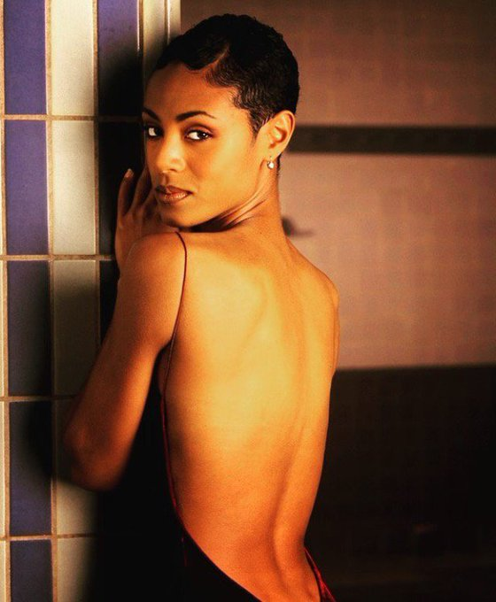 Happy Birthday Jada Pinkett Smith ! She hasn\t aged a bit   .
