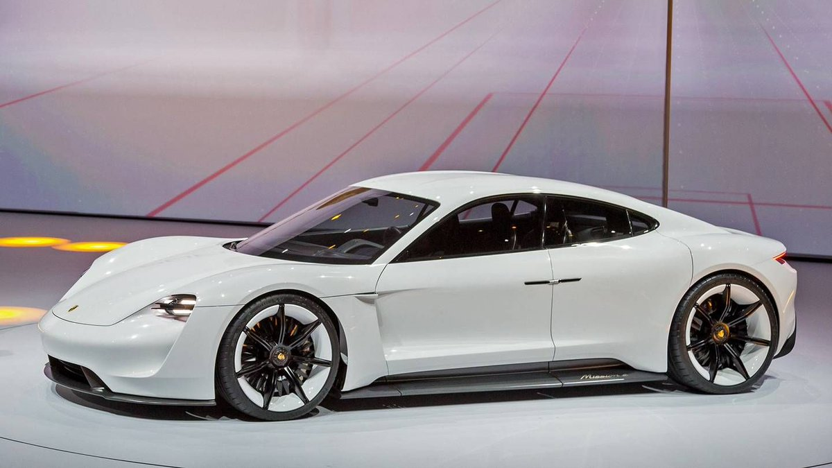 ICYMI: The $85,000, Fully-Electric Porsche Mission E Will Arrive in 20...