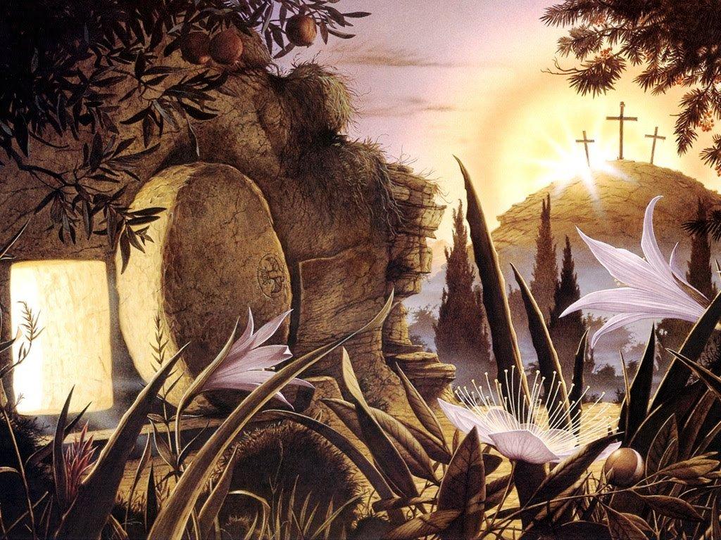 Картинки христианские с пасхой