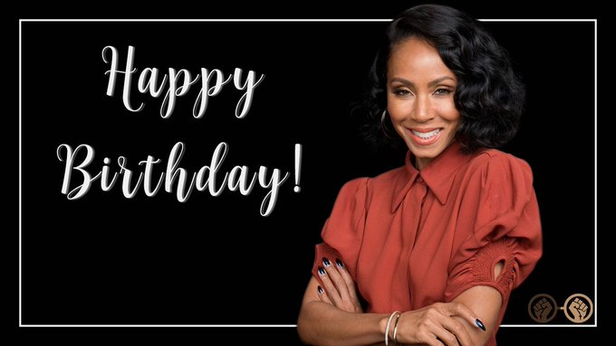 Happy birthday to the beautiful and talented Jada Pinkett Smith! Jada turns 46 today!