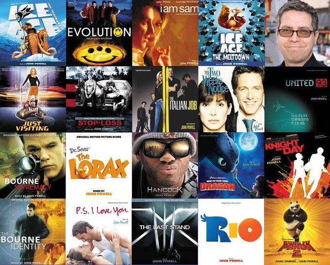 Happy Birthday John Powell! Stay tuned later today for a chance to score autographed sheet music!