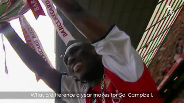 Happy 43rd birthday, Sol Campbell!   Feast your eyes on the centre-back s finest