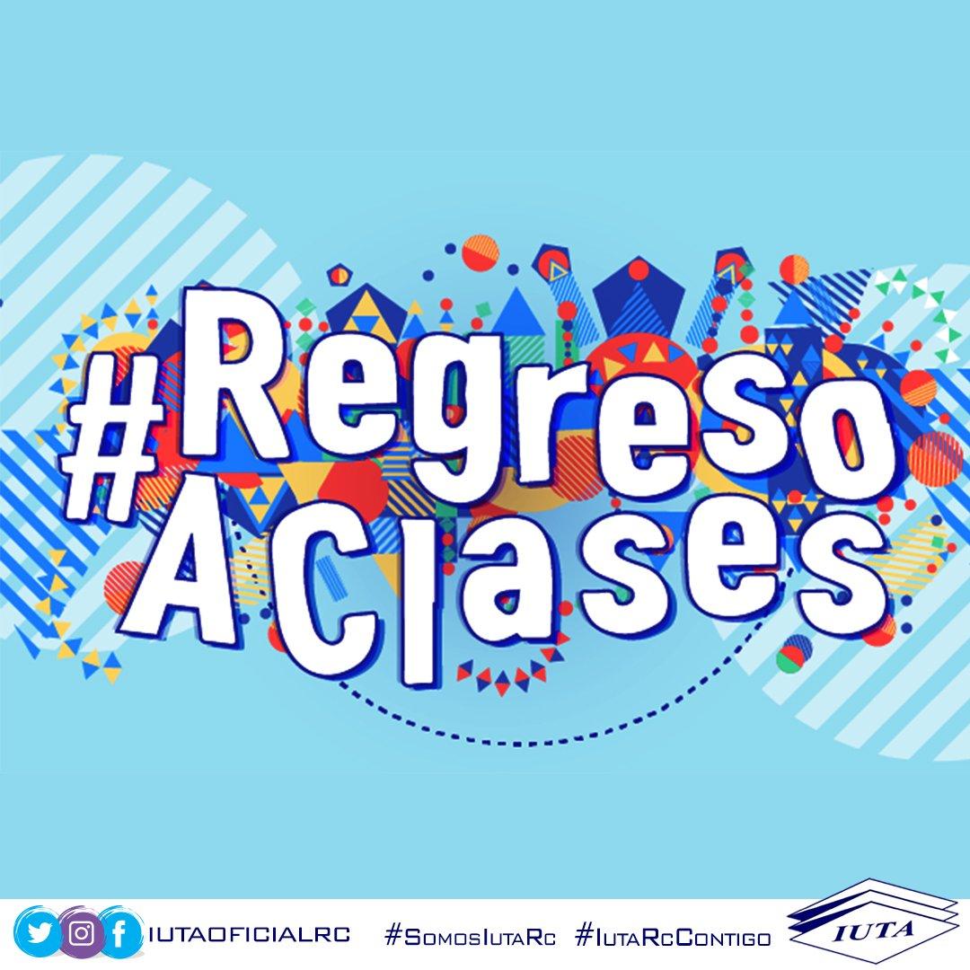 Bienvenidos al #RegresoaClases hoy inici...
