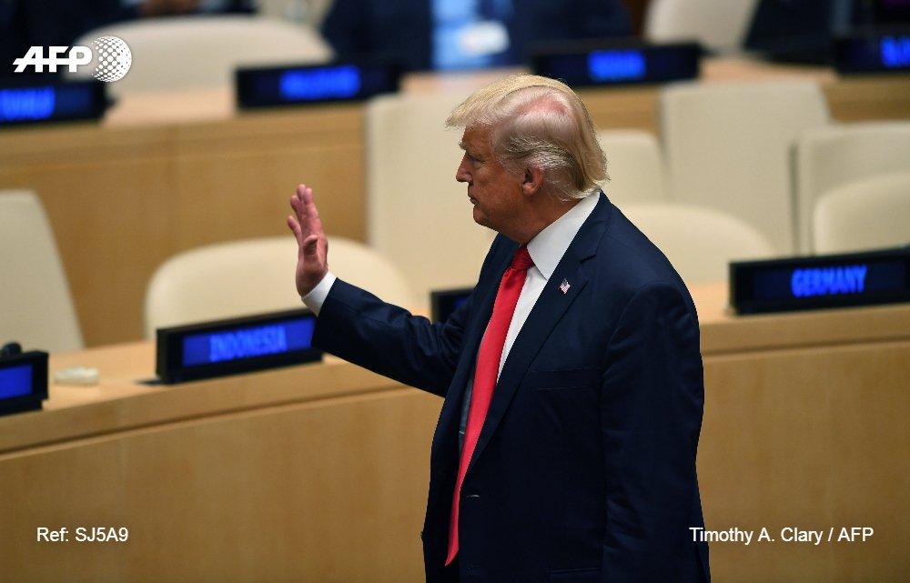 #ÚLTIMAHORA Trump y Xi acuerdan \