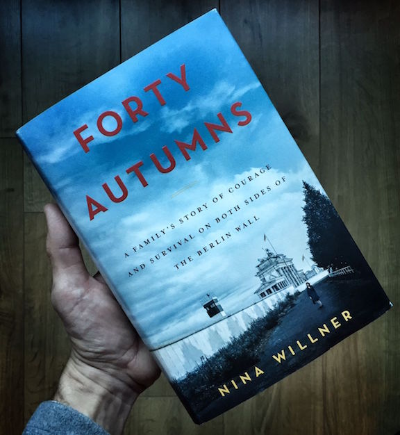 Image result for 40 autumns book