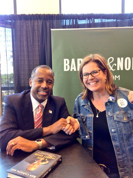 Wishing Dr Ben Carson a very Happy Birthday!