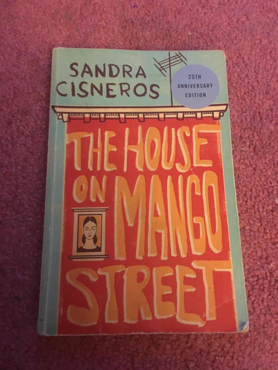 For house on mango street