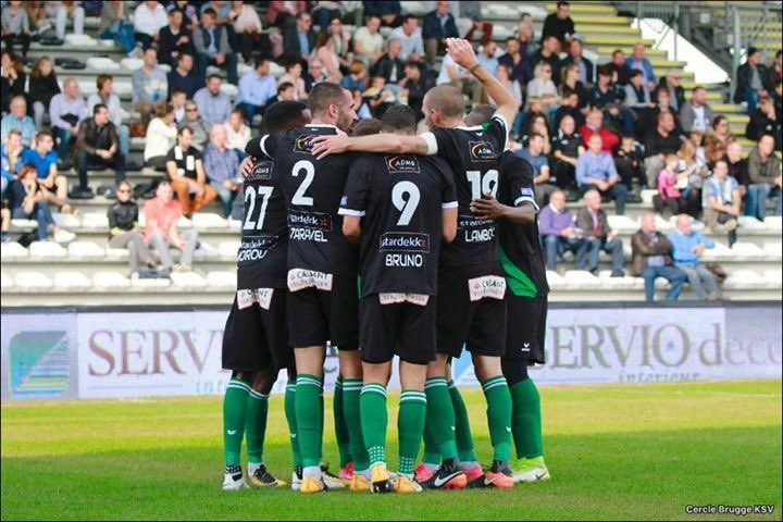 Big frustration with the bad result but we stay toegether and look forward  #cup #wednesday#CercleBrugge #Genk <br>http://pic.twitter.com/T2cSbg2tQ1