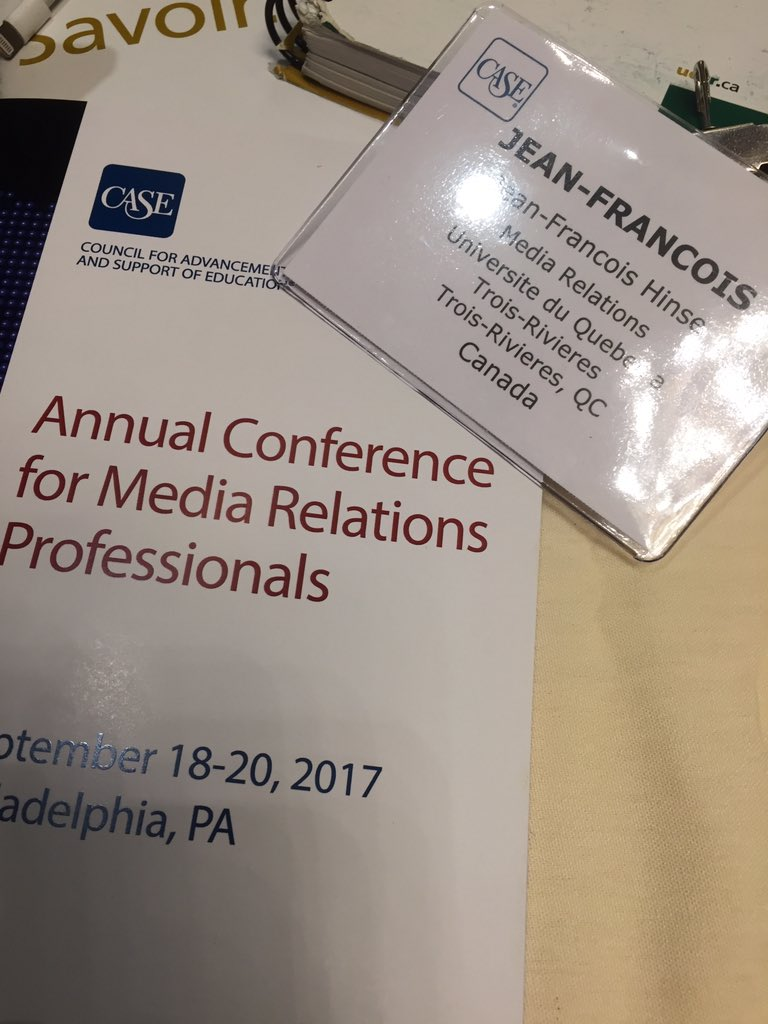 So cool to be in Philly to attend #Casemrp <br>http://pic.twitter.com/vFG3GszUkN
