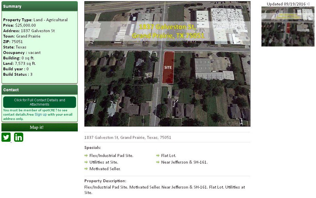 Site for sale by owner florida