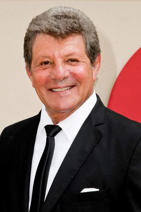 Happy birthday, Frankie Avalon