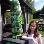 Thank u @moorotters the trail has been brill. #moorotters #otterspotting