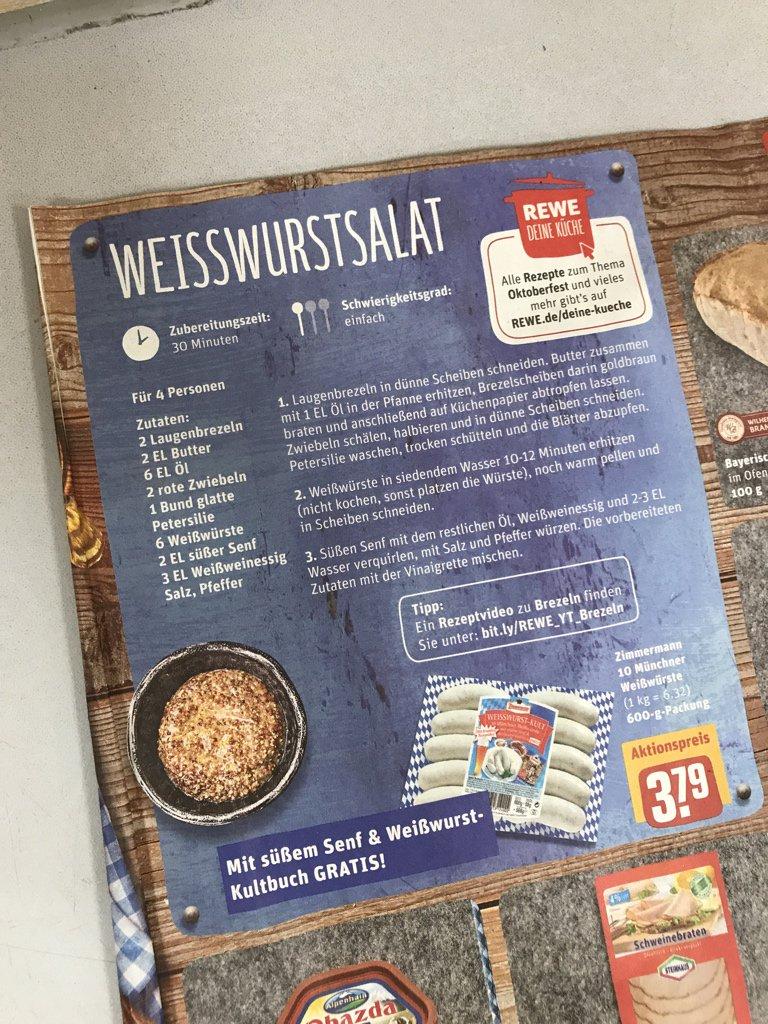Hübsch Rewe Deine Küche Kochbuch Fotos >> Die Klassische ...