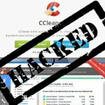 #CCleaner hacked..malware injected. Check if ur running v5.33.6162 or Cloud v1.07.3191 upgrade ASAP to v5.34.6207 https://t.co/7FvFFwqHuw