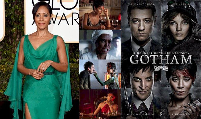 Hoy cumple 46 años Jada Pinkett Smith (Fish Mooney en Happy Birthday