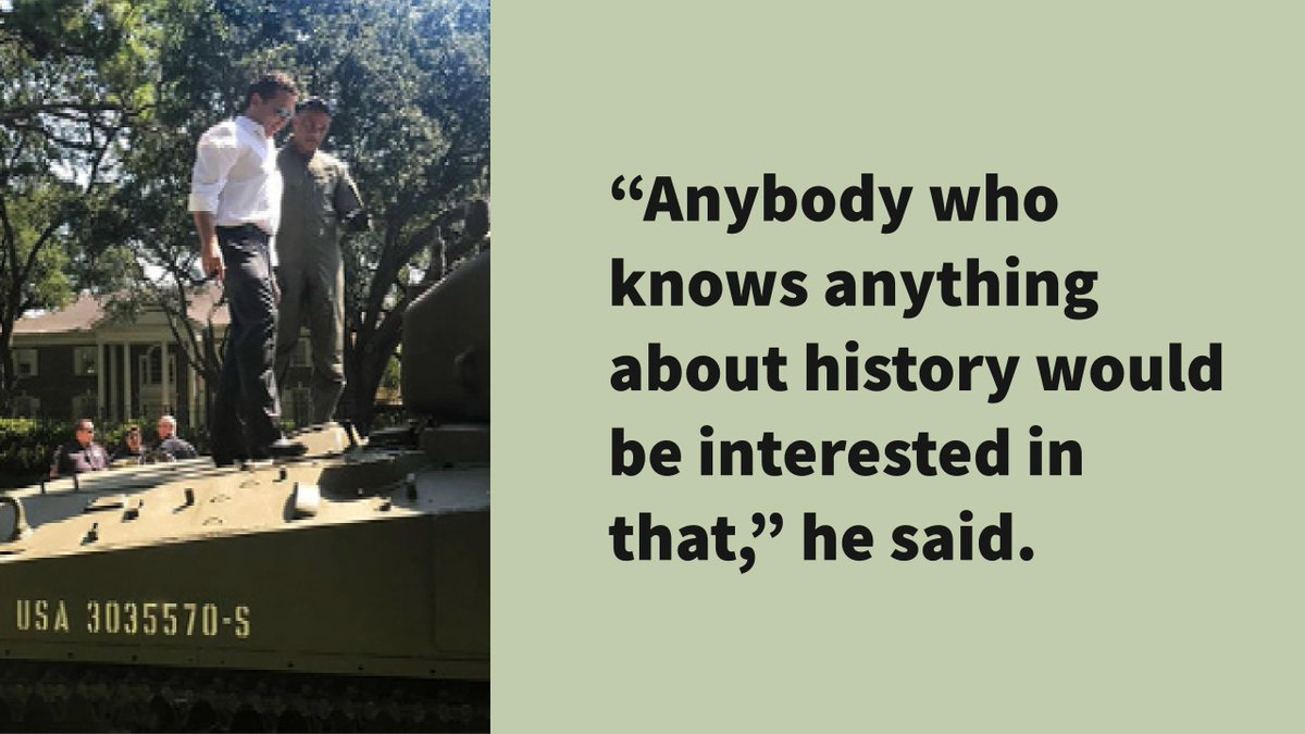 Awesome! @TonyBuzbee Buys a WWII Tank!  http:// ow.ly/u2PH30ffe2h  &nbsp;   #worklifebalance #txlegal <br>http://pic.twitter.com/cMB8qsjP2c