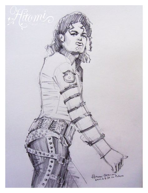 #love for #MichaelJackson #Art in #Pencil Hitomi Osanai - MJ #inspires people of all ages , regions worldwide, to create<br>http://pic.twitter.com/fNj3qsMmGK