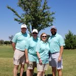 The @Systemware #Golf team representing over the weekend at the #RichardsonCorporateChallenge golf scramble! ⛳ @SOTexas #SpecialOlympics