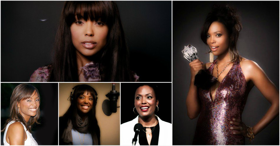 Happy Birthday to Aisha Tyler (born September 18, 1970)