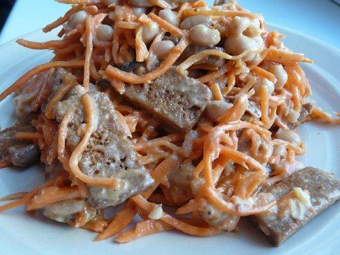 Рецепты с морковкой