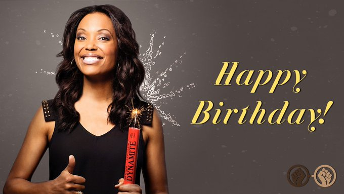 Happy Birthday to the incredibly talented and funny, Aisha Tyler! The actress turns 47 today!