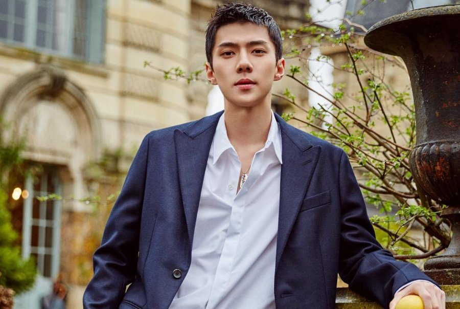 Sehun is the Latest K-Pop Star that Fashion Needs to Keep its Eyes On. https://t.co/LXMlBI7BWg