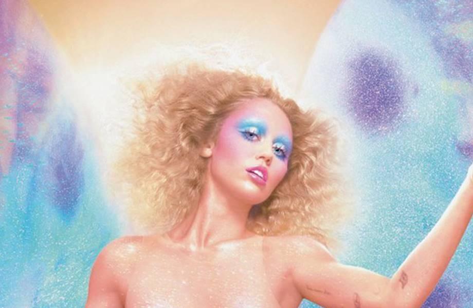 Miley Cyrus vira fada e fica nua em novo livro do David LaChapelle: https://t.co/F64PVKFgyp