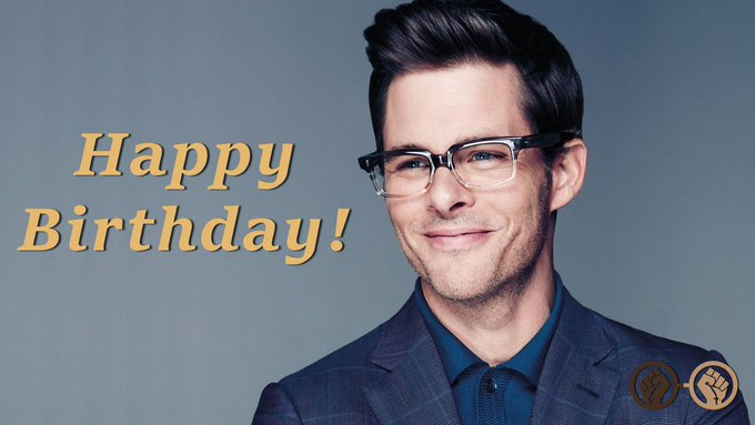 Happy Birthday to the talented James Marsden AKA Scott Summers. The actor turns 44 today!