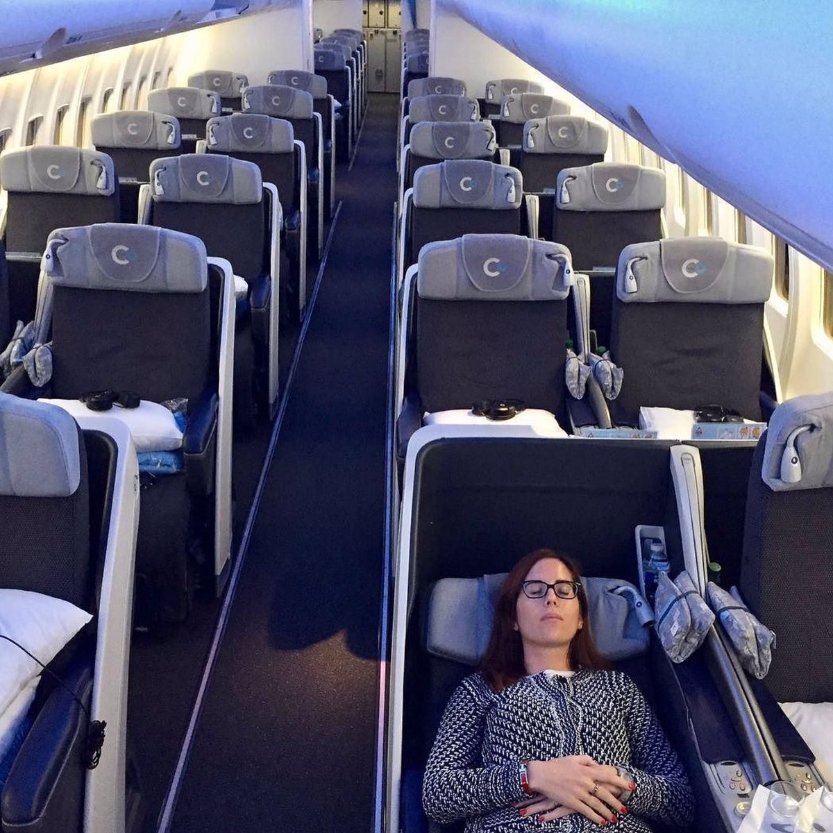 Risultati immagini per A French business class only airline is offering a $40k monthly pass for flights between Paris and New York foto