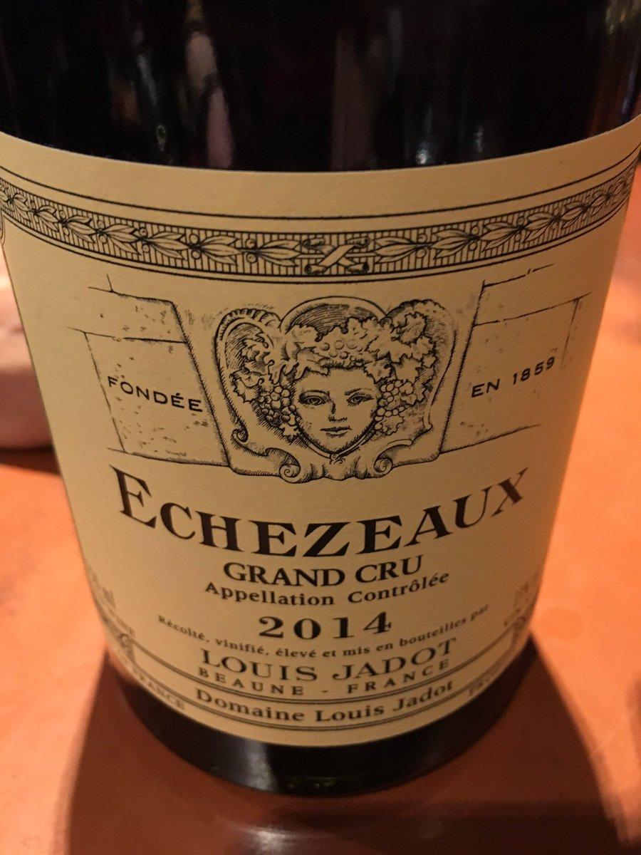 Always impressed to taste the wines of @ljadot #jadot #burgundy<br>http://pic.twitter.com/qJVo34oxjA