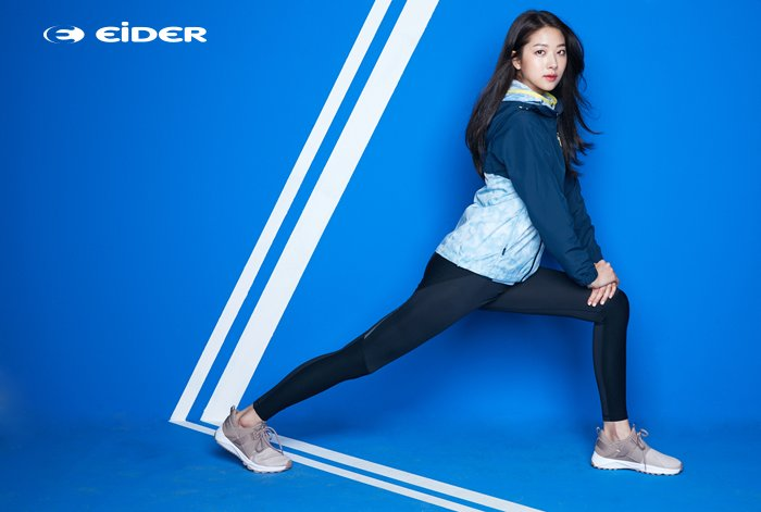 [ #INFO ] Our Minha (@minha0627) is the new face of #Eider sport wear! #나인뮤지스<br>http://pic.twitter.com/VIUWWLacnX