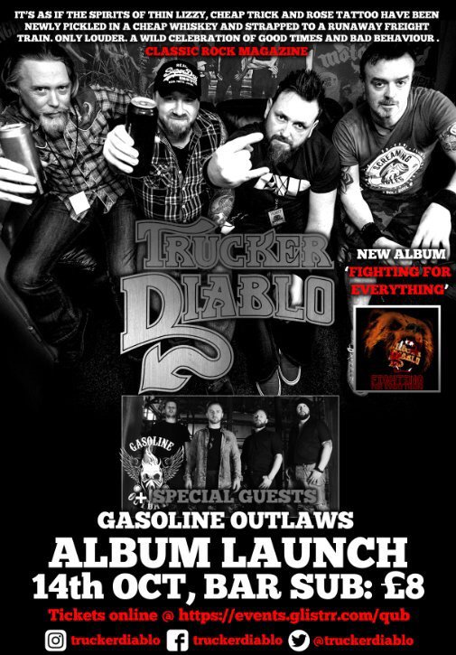 @irishmusicparty the new @truckerdiablo album went out to Pledgers on Friday, album launch gig soon! https://t.co/tNTJIPrYdV