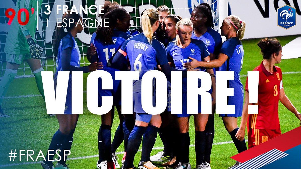 Équipe de France féminine de football DKCLELpX0AAv8hD