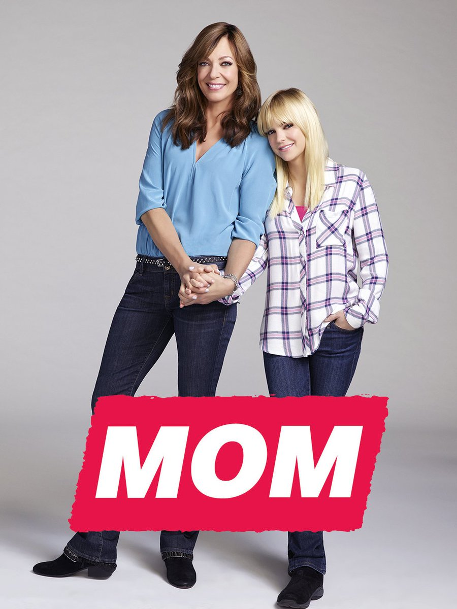 Tonight's the night! Starring @AllisonBJanney & @AnnaKFaris, #MOM premieres on MY4 at 7p! Watch the 1st episode to see how it all began!