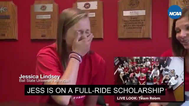 Walk-ons arrive on campus without a scholarship.  But that doesn't sto...