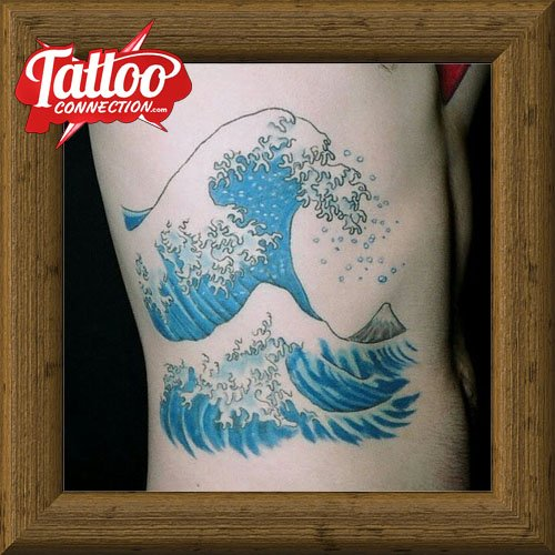 A big inspiration in #tattooing is #Japanese #woodblock  #TheGreatWave is one of my favorite art pieces. <br>http://pic.twitter.com/h53njmKobz