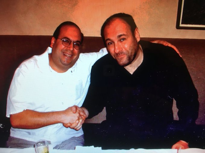 We also want to wish a very happy birthday to our friend in heaven James Gandolfini!!!