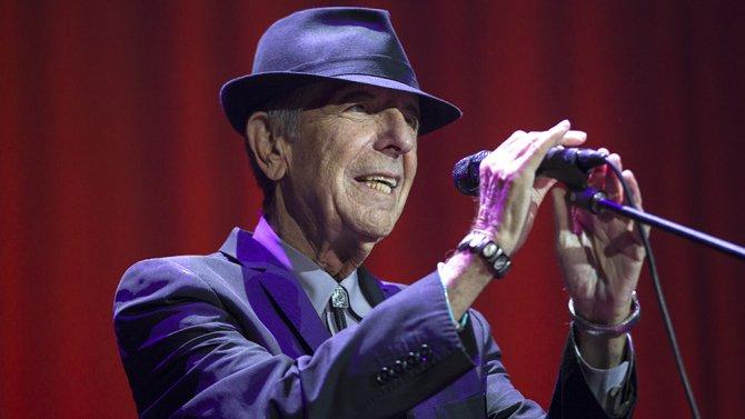.@LanaDelRey, @ElvisCostello to lead a Leonard Cohen tribute concert h...