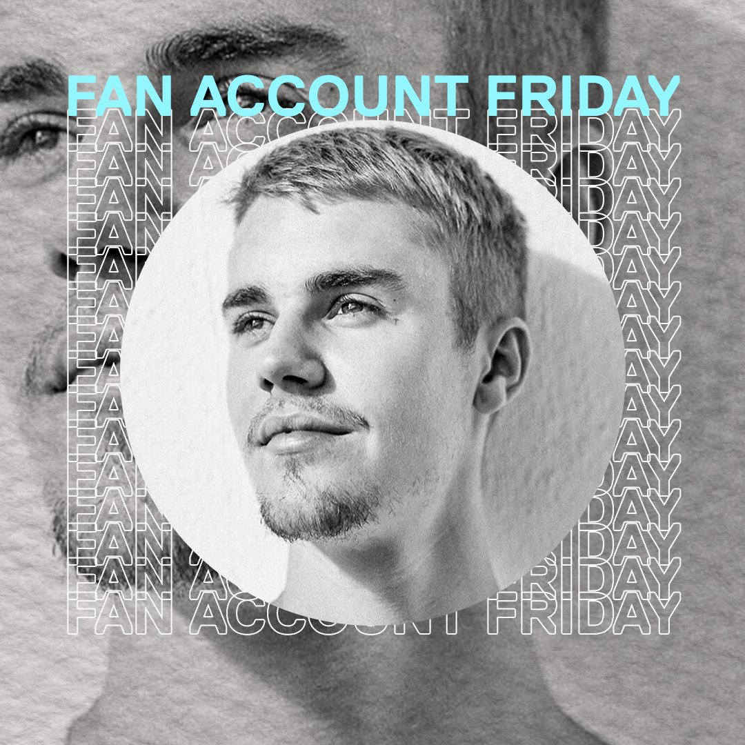 Shout out to all the #Beliebers out there! Tag you fave @justinbieber fan  #FanAccountFriday<br>http://pic.twitter.com/QujNKUQ7x4