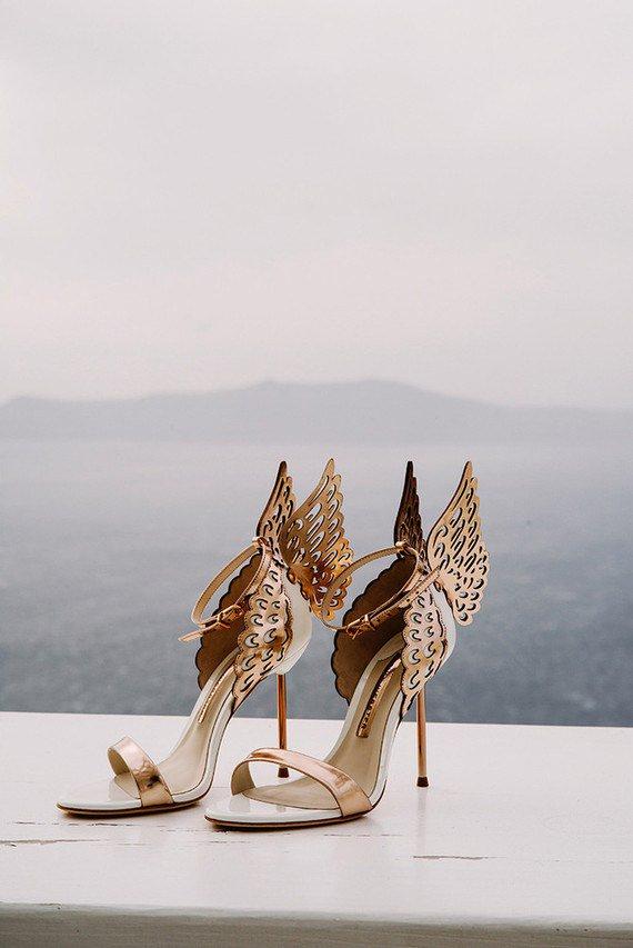 38cd25034891 21 Perfect Rose Gold Wedding Shoes http://trib.al/4NQjkiC pic.twitter .com/MGlKPwpRYi
