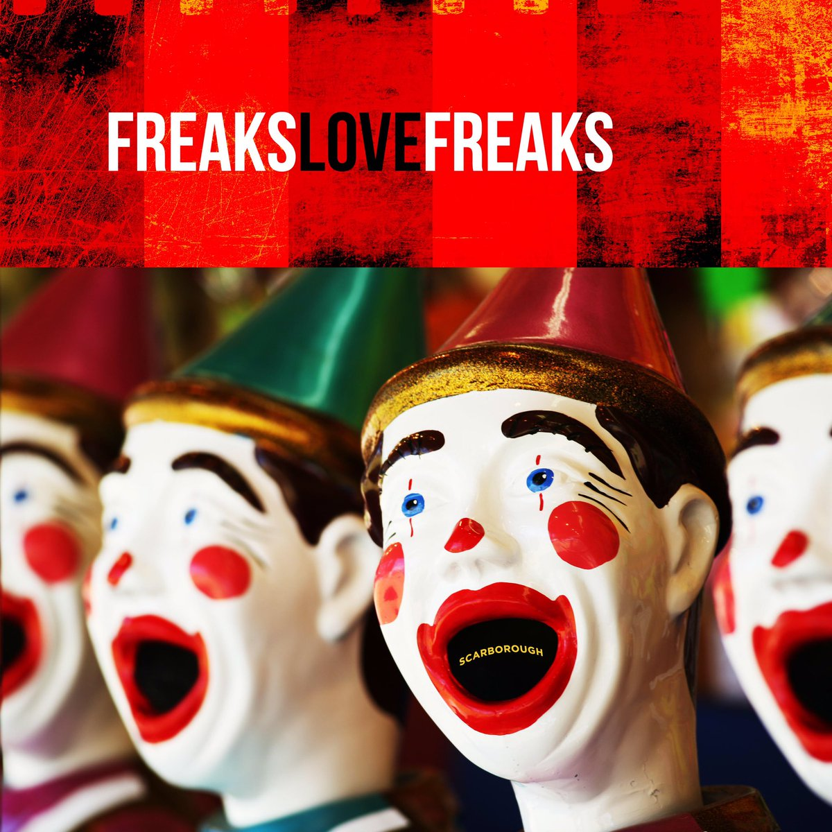 We're having our launch party for the #FreaksLoveFreaks EP Wednesday at 7pm at @CuttingRoomNYC.  @scarborough_