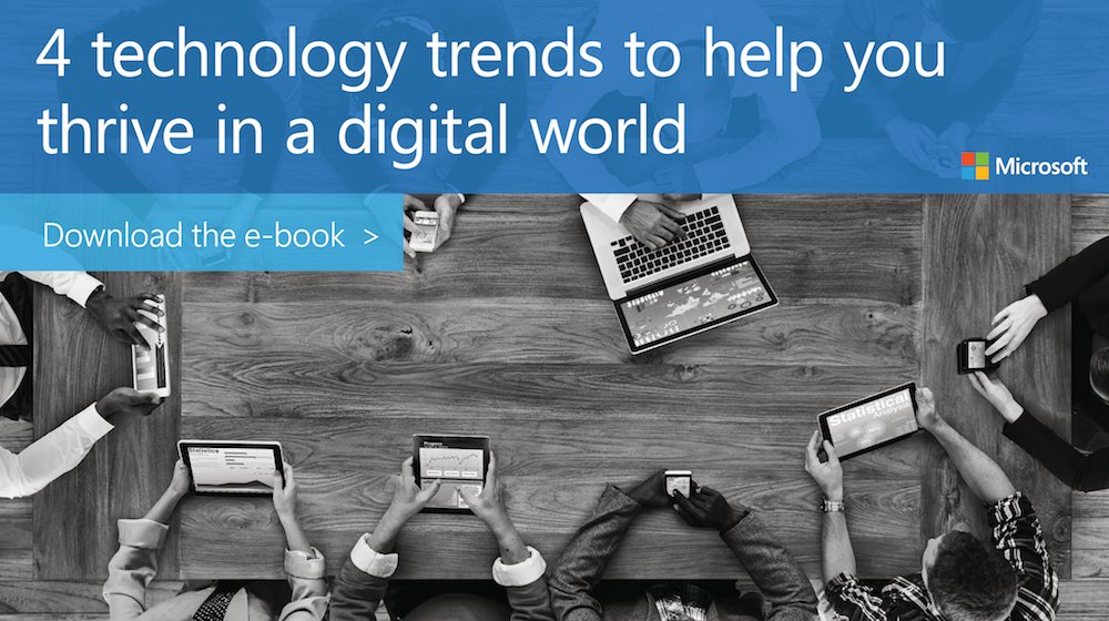 #Technology can help #SMBs create new opportunities &amp; remain competitive. Get the free #eBook to learn more:  http:// msft.social/pExDIf  &nbsp;  <br>http://pic.twitter.com/aq8Gq1v4mX