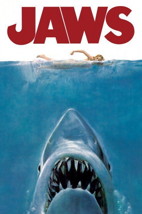 RETWEET if you think this is still the greatest movie poster ever! #jaws #jawsposter #genius #poster #art #retweet #shark #MoviePoster<br>http://pic.twitter.com/0uQE8YDhIV