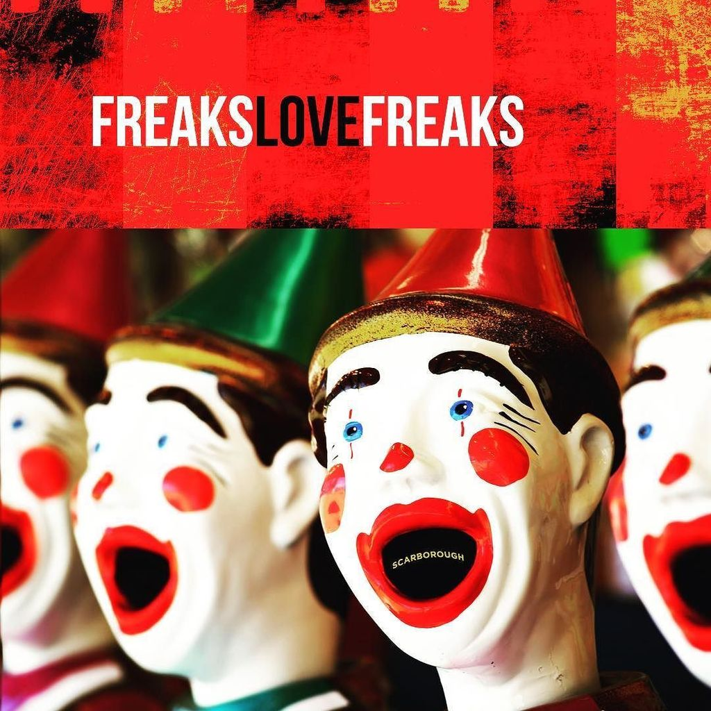 Our #FreaksLoveFreaks EP launch party is Wednesday at 7pm at @TheCuttingRoom.nyc. It fills up fast so come early! https://t.co/Fjq8BOPhUj