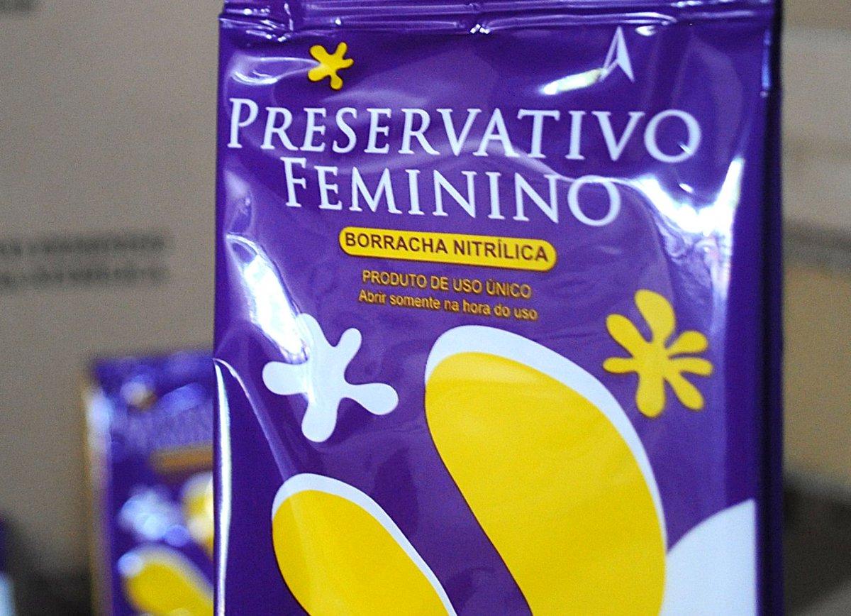 O @minsaude distribui mais de 10 milhões de camisinhas femininas por ano. Conheça as vantagens delas! https://t.co/9hng6LfsXa #UseCamisinha