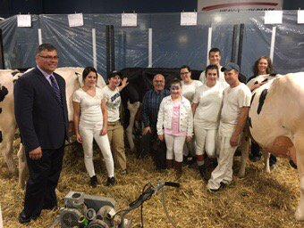 Successful farm business
