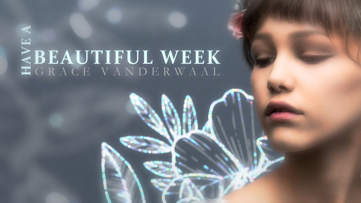 Have a beautiful new week @GraceVanderWaal  #Moonlight  #SickOfBeingTold  #SoMuchMoreThanThis   #JustTheBeginningTour <br>http://pic.twitter.com/6pPeyIUPSa