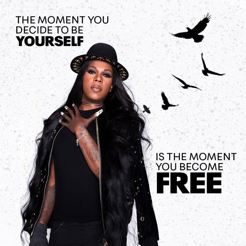 RT @bigfreedia: You're always enough! #mondaymotivation #beyourself #everythingmustchange https://t.co/vOqDufSknm